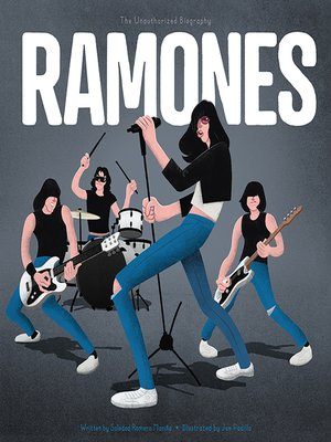 cover image of Ramones