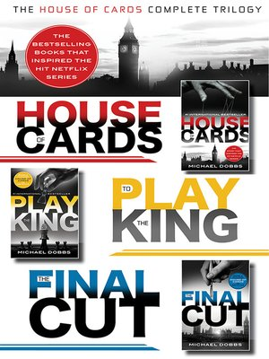 cover image of The House of Cards Complete Trilogy