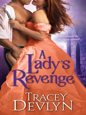 cover image of A Lady's Revenge