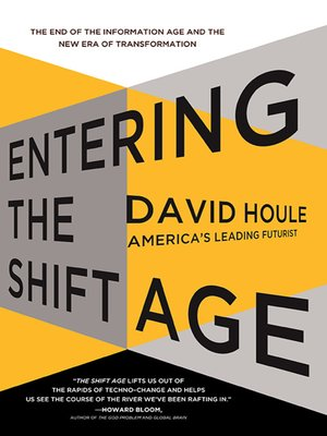 cover image of Entering the Shift Age