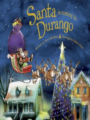 cover image of Santa Is Coming to Durango