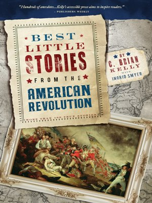 cover image of Best Little Stories from the American Revolution