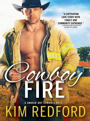 cover image of Cowboy Fire