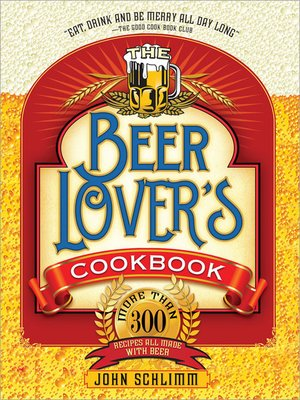 cover image of The Beer Lover's Cookbook
