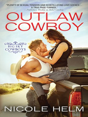 cover image of Outlaw Cowboy
