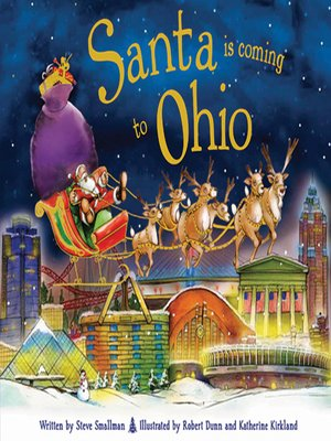 cover image of Santa Is Coming to Ohio