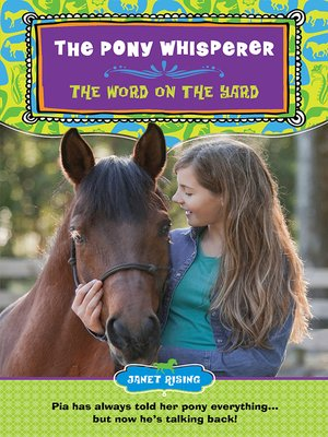 cover image of The Pony Whisperer Series, Book 1