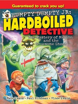 cover image of The Mystery of Merlin and the Gruesome Ghost