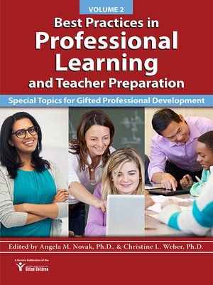 cover image of Best Practices in Professional Learning and Teacher Preparation, Volume 2