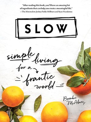 cover image of Slow