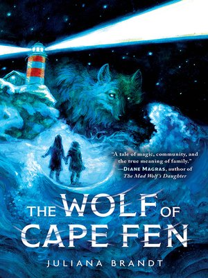 cover image of The Wolf of Cape Fen