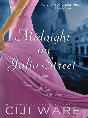 cover image of Midnight on Julia Street