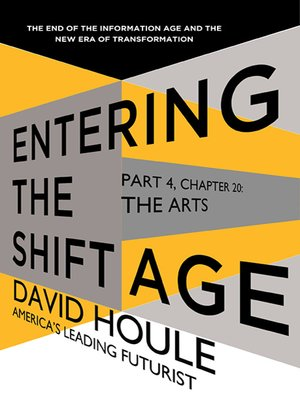 cover image of The Arts (Entering the Shift Age, eBook 8)