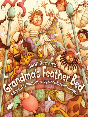 cover image of Grandma's Feather Bed