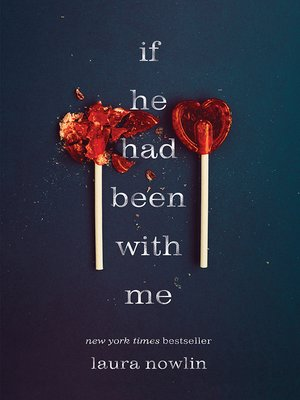 cover image of If He Had Been with Me