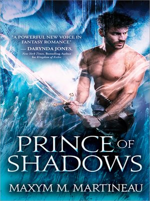cover image of Prince of Shadows