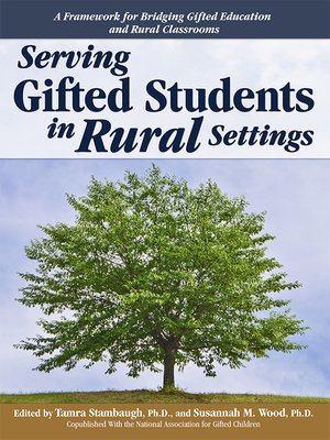cover image of Serving Gifted Students in Rural Settings