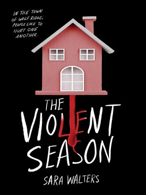 cover image of The Violent Season