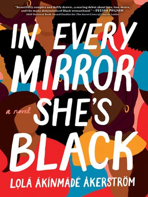 cover image of In Every Mirror She's Black