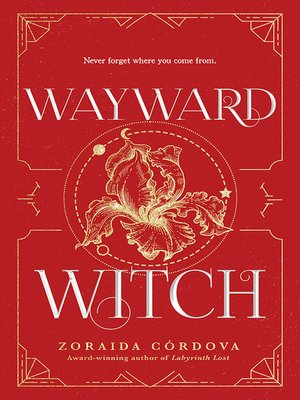 cover image of Wayward Witch