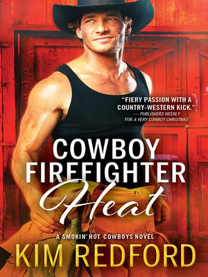 cover image of Cowboy Firefighter Heat