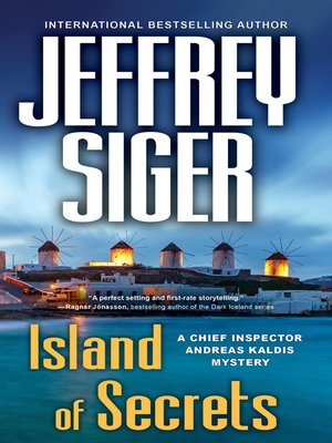 cover image of Island of Secrets