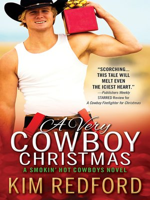 cover image of A Very Cowboy Christmas