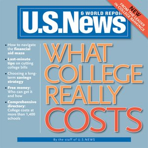cover image of What College Really Costs