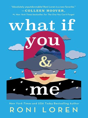 cover image of What If You & Me