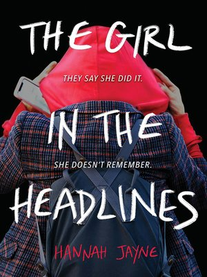 cover image of The Girl in the Headlines