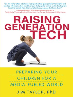 cover image of Raising Generation Tech