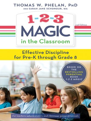 cover image of 1-2-3 Magic in the Classroom