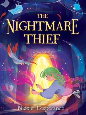 cover image of The Nightmare Thief Series, Book 1
