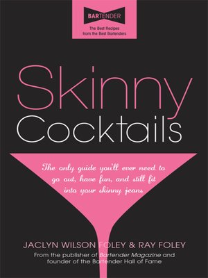 cover image of Skinny Cocktails