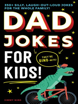 cover image of Dad Jokes for Kids