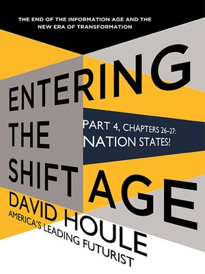 cover image of Nation States? (Entering the Shift Age, eBook 12)