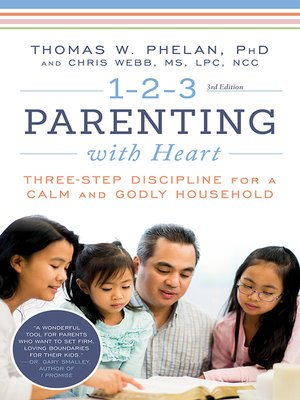cover image of 1-2-3 Parenting with Heart