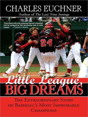 cover image of Little League, Big Dreams