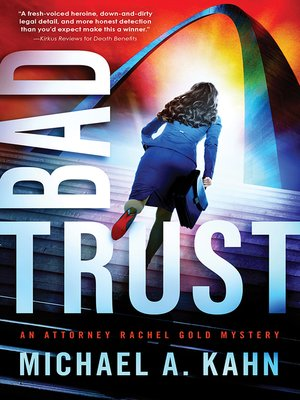 cover image of Bad Trust