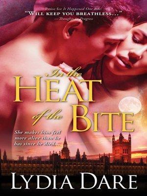 cover image of In the Heat of the Bite