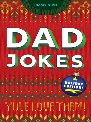 cover image of Dad Jokes Holiday Edition