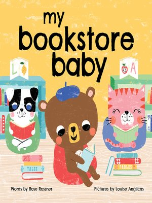 cover image of My Bookstore Baby