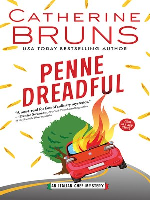 cover image of Penne Dreadful