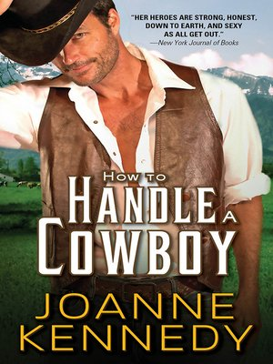 cover image of How to Handle a Cowboy