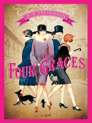 cover image of The Four Graces