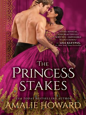 cover image of The Princess Stakes