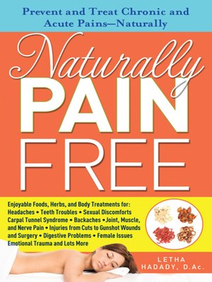 cover image of Naturally Pain Free