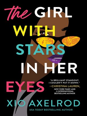 cover image of The Girl with Stars in Her Eyes