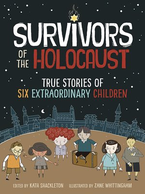 cover image of Survivors of the Holocaust