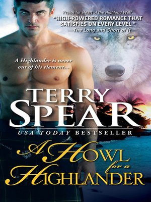 cover image of A Howl for a Highlander